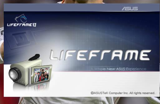 приложение Life Frame Utility