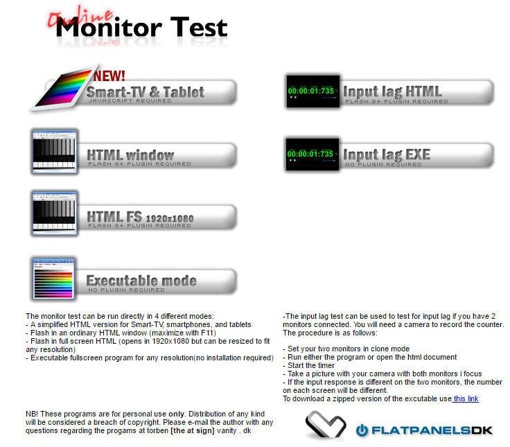 online-monitor-test