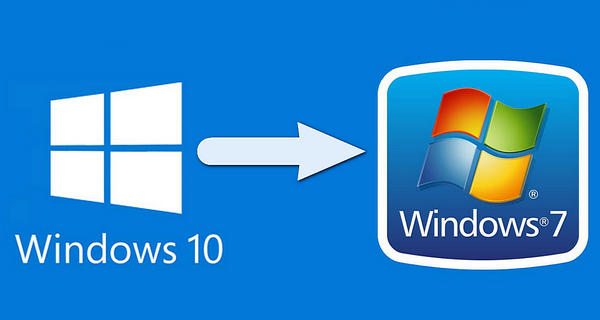 Windows 7 вместо Windows 10