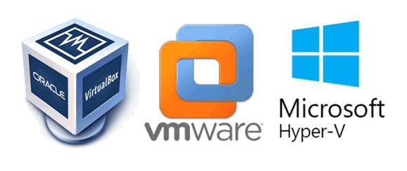 виртуальные машины для Windows