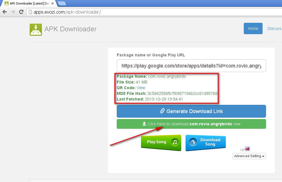 Как скачать apk-файл с google play market?