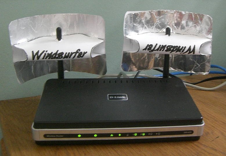 отражатели сигнала для wi-fi роутера