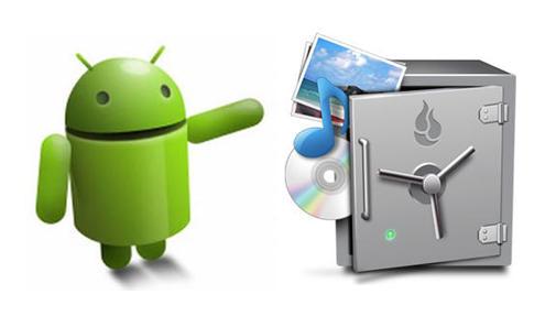 резервное копирование android