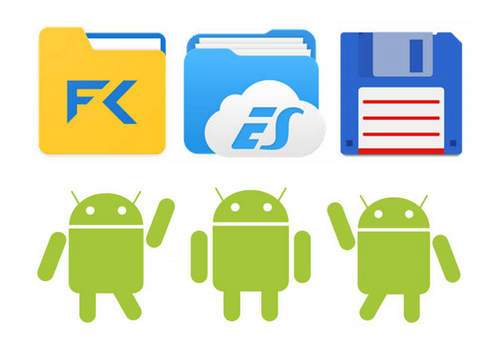 файловые менеджеры для android