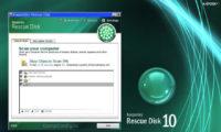 Kaspersky Rescue Disk 10