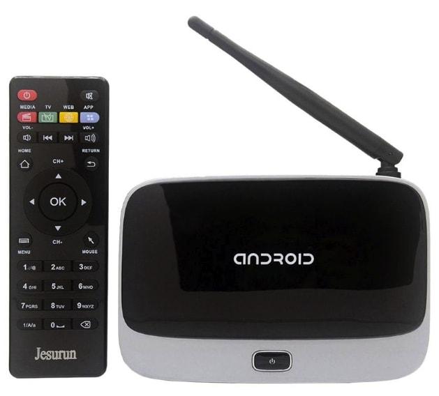 приставка для телевизора на android