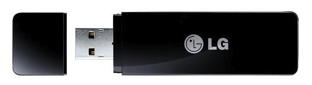 wi-fi адаптер lg