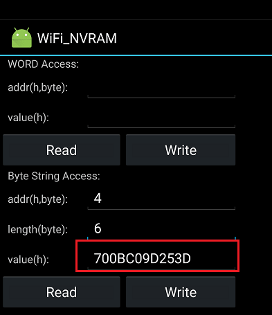 wi-fi nvram android