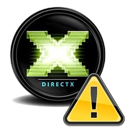 проблемы с directx