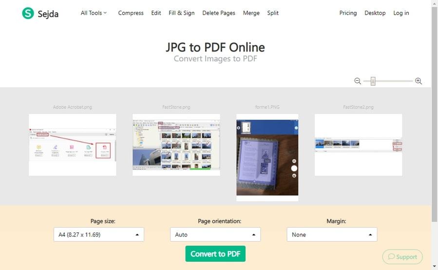 jpeg to pdf online