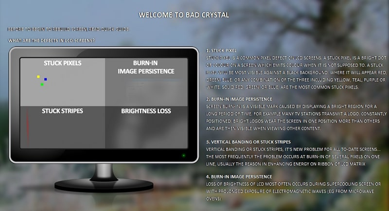 Bad Crystal