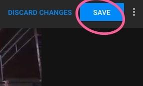 кнопка save
