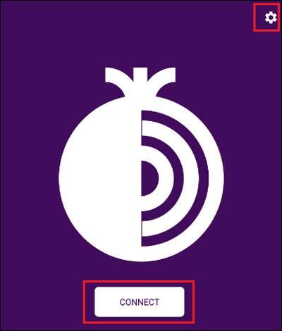 соединение с сетью Tor