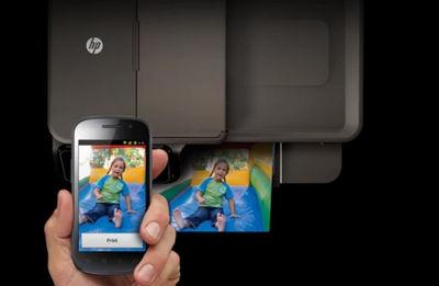 печать с телефона