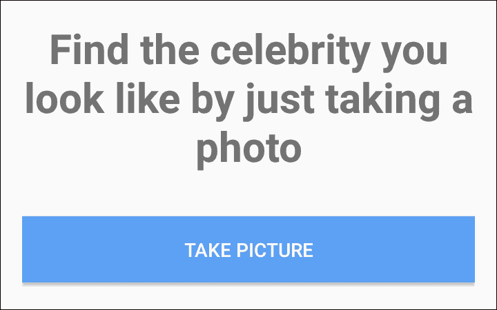 добавление фото в Celeb Like Me