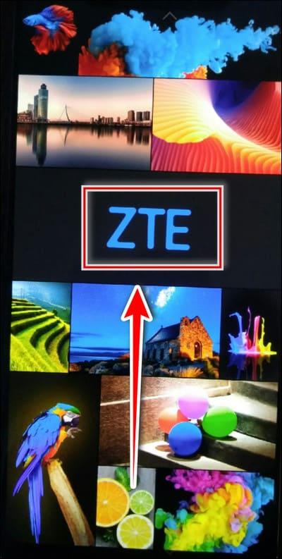 логотип во время загрузки